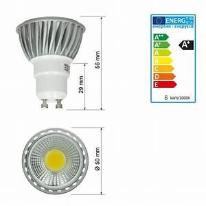 Led Birnen Gu10 : led gu10 mr16 strahler lampen spot leuchtmittel einbauleuchte deckenlicht ebay ~ Markanthonyermac.com Haus und Dekorationen