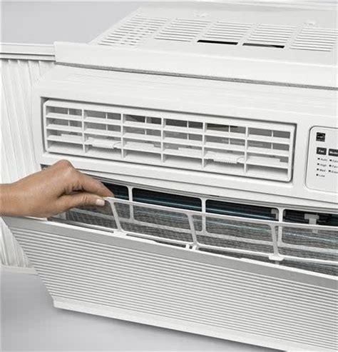 ge ahm12aw 11 600 btu room air conditioner with 3 fan