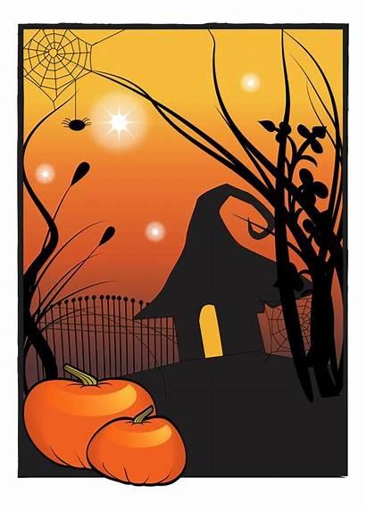 Halloween Poster Freevector Graphics