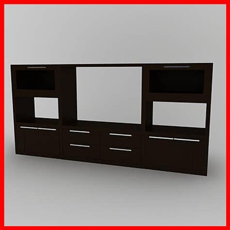 ikea kitchen cabinets tv media furniture cabinet 3d model 4572