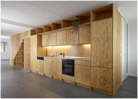 build cabinet doors plywood lumber yard chic 7 creative ways to decorate with wood