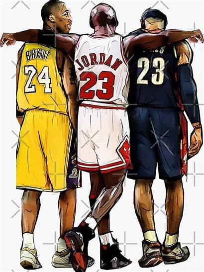 Kobe Bryant Lebron Jordan James Michael Basketball