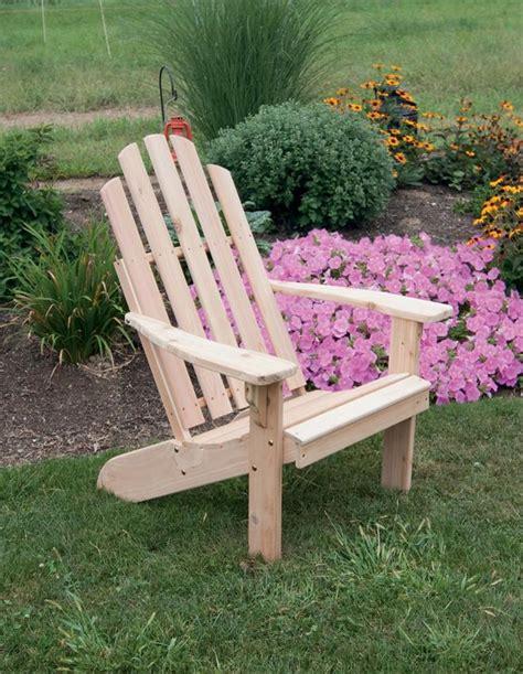 cedar kennebunkport adirondack chair by dutchcrafters