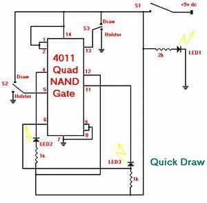 Schematic Diagram  Quick Draw Wiring Diagram Schematic