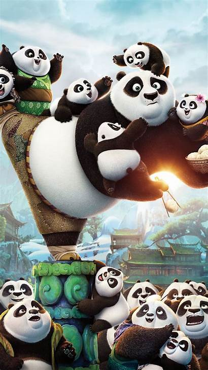 Panda Fu Kung Iphone Wallpapers Kungfu 3wallpapers