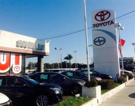 South Bay Toyota by South Bay Toyota Gardena Ca 90248 3823 Car Dealership
