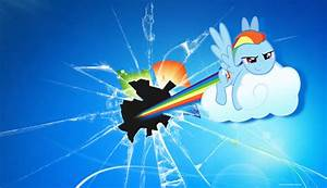 Rainbow Dash Breaking the Fourth Wall by Amy2468101214 on ...
