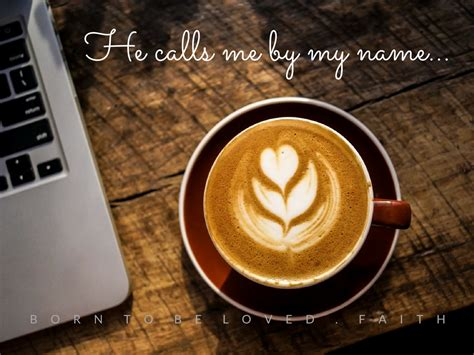 """Essentially, a latte is espresso mixed with frothed milk. Good morning! Isaiah 43 says """"Do not be afraid, for I have ransomed you. I have called you by ..."""