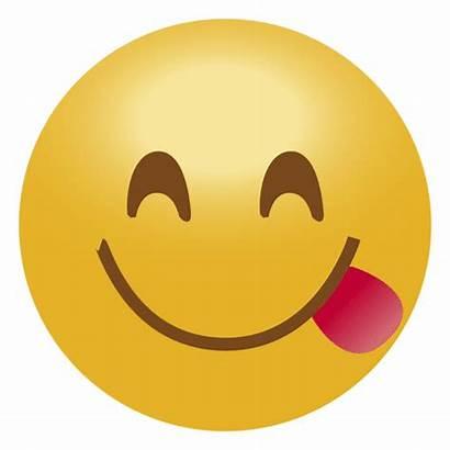 Smile Emoji Lengua Tongue Emoticon Sonrisa Transparent