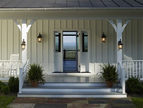 Farmhouse Exterior Lighting by Farmhouse Style Interiors Ideas Inspirations