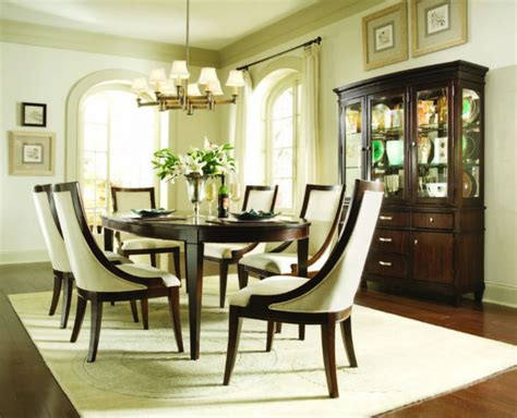 Excellent Other Imposing Modern Upholstered Dining Room