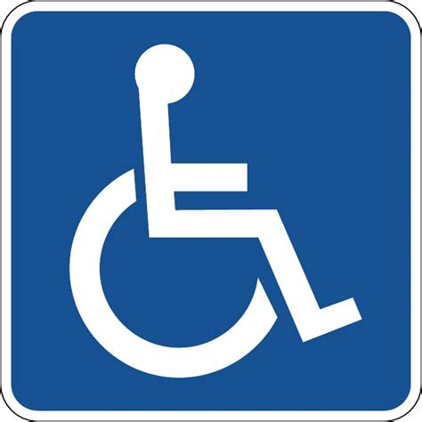 disabled vector sign download at vectorportal