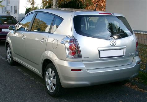 2007 Toyota Corolla Verso Partsopen