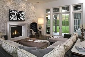 Fernseher Wand Gestalten : wohnzimmer ideen wandgestaltung lila wohnzimmer gestalten kamin fernseher ber gut akzent ~ Eleganceandgraceweddings.com Haus und Dekorationen