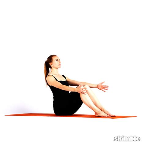 The Boat Exercise by Boat Pose Exercise How To Workout Trainer By Skimble