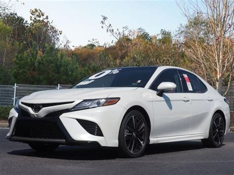 toyota camry xse  dr car  macon