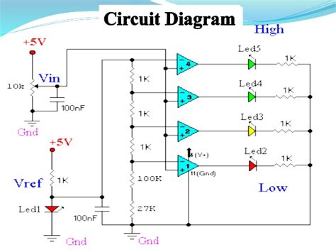 Battery Monitor Circuit Using Amp