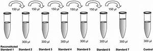 Serial Dilution Of Cytokine Standards For Multiplex Bead