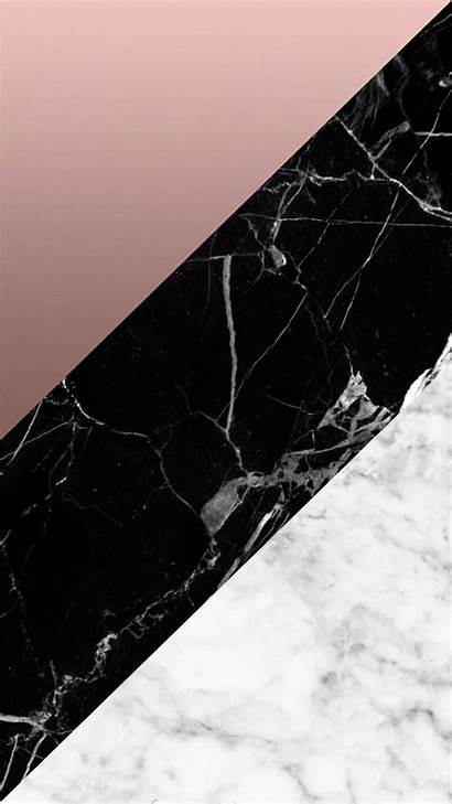 Iphone Marble Geometric Aesthetic Rose Gold Lights