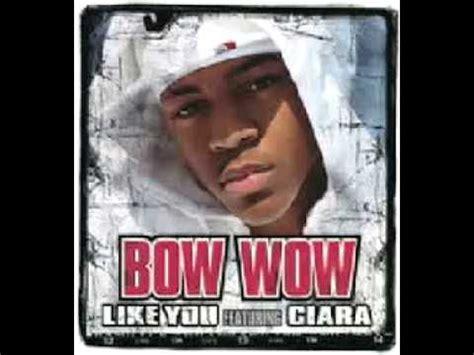 Bow Wowlike You Ft Ciara (elock Remix) Youtube