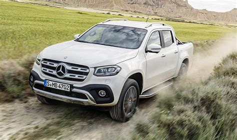 Mercedes X-class Uk Price, Specs And Release Date Revealed