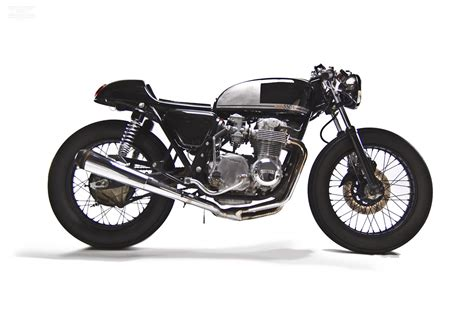 Honda Cb550 Cafe Racer Vanishing Point