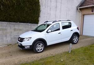 Dacia Duster Blanc : sandero stepway prestige dci90 blanc glacier pr sentation dacia forum marques ~ Gottalentnigeria.com Avis de Voitures