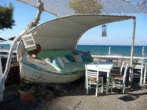 Old Boat Turned Into House old boat turned into a cabana dream house ideas pinterest