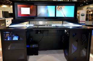 PC Gaming Computer Desk
