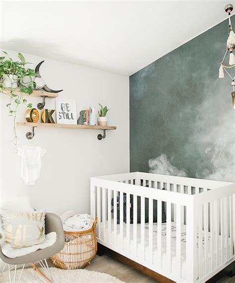 chambre bébé vert et blanc 1001 astuces et idées pour choisir un papier peint
