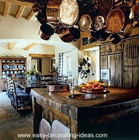 fotos de cocinas rusticas italian decor pinterest