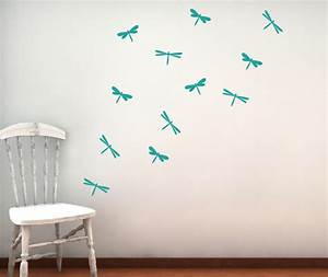 Wall decal home ideas with dragonfly wall decals for Home ideas with dragonfly wall decals