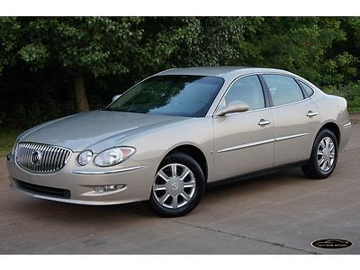 Lease Buick Lacrosse by Sell Used 7 Days No Reserve 08 Buick Lacrosse Cx 4dr
