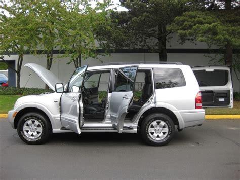 Mitsubishi Montero Limited 2003 by 2003 Mitsubishi Montero Limited 4wd V6 Leather 3rd Seats