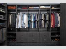 Walk In Closets Design & Installation Affordable