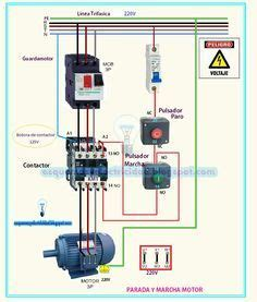 three phase contactor wiring diagram electrical info pics non stop engineering