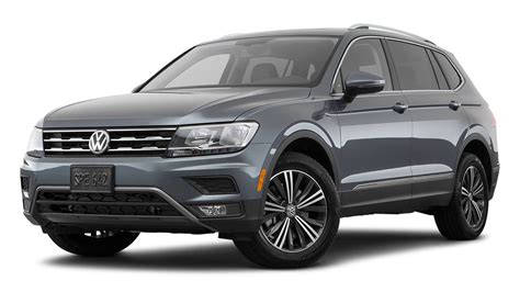 Lease a 2018 Volkswagen Tiguan Trendline Automatic AWD in