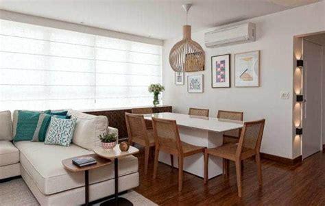 modelos de sala de estar pequena simples decorada