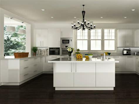 cuisine laquee blanche la cuisine blanche laquée en 35 photos qui vont vous inspirer archzine fr