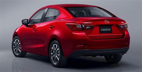 Mazda2 Sedan Gives Hints To Next Scion