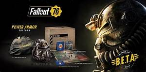 Best Fallout 76 Power Armor Edition Pre Order Price