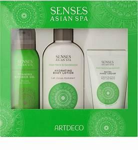 Spa Asian Paris 15 : artdeco asian spa deep relaxation cosmetic set iii ~ Dailycaller-alerts.com Idées de Décoration