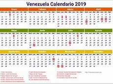 Venezuela Calendario 2019 newspicturesxyz
