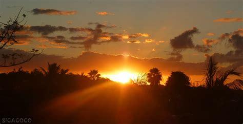 cuisine soleil un lever de soleil aux antilles les carnets de