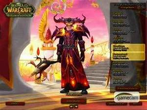 World Of Warcraft Tier 6 Armory