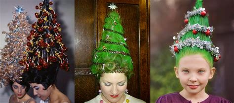 christmas tree hair do hair archives rainbow hair colour