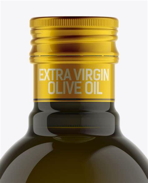 Download free glass oil bottle psd mockup in 4k and embody your. 500ml Antique Green Olive Oil Bottle Mockup in Bottle ...
