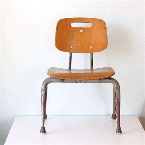 mid century child s school chair eclectic chairs