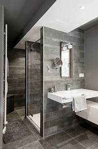 awesome salles de bain moderne pictures amazing house With amenagement salle de bain petite surface