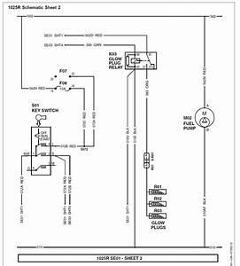 John Deere 1025r Wiring Diagram Lights    Wiring Diagram